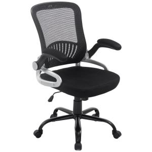 Poly and Bark Black Hargrove Office Chair