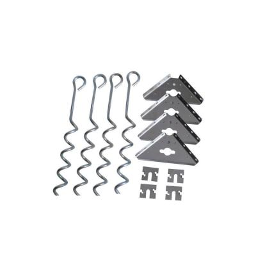 Steel Earth Anchor Kit