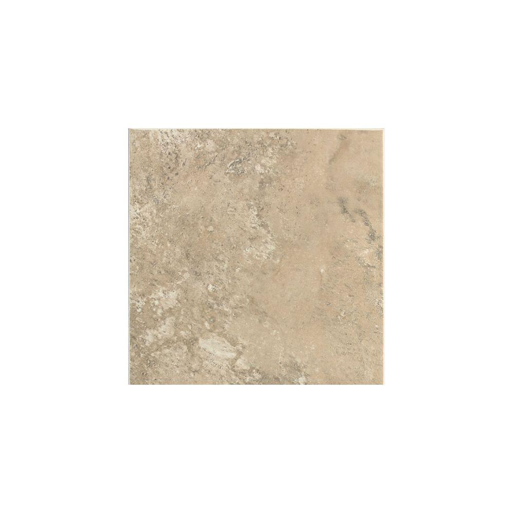 Daltile Stratford Place Willow Branch 6 in. x 6 in. Ceramic Bullnose Wall Tile