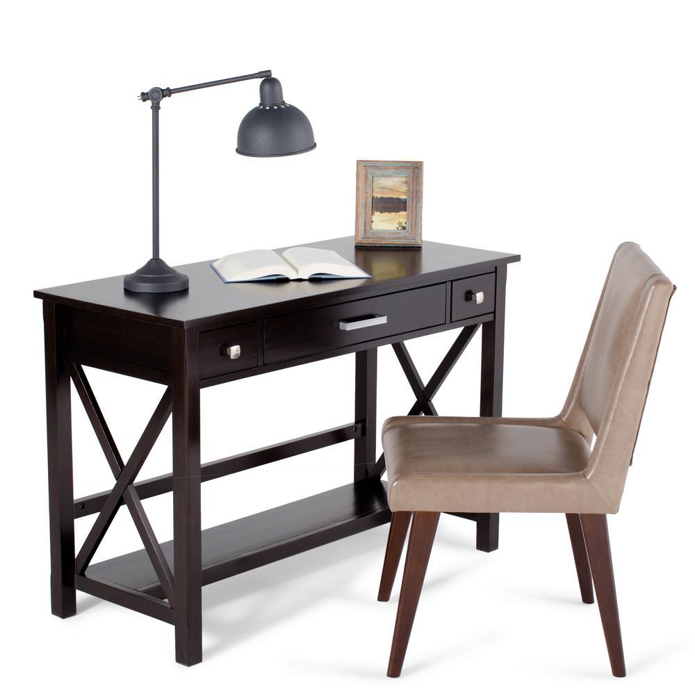Home Decorators Collection Artisan White Secretary Desk