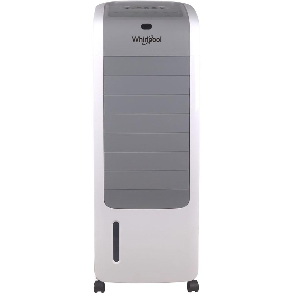 Whirlpool 155 CFM 3 Speed Portable Evaporative Air Cooler in White ...