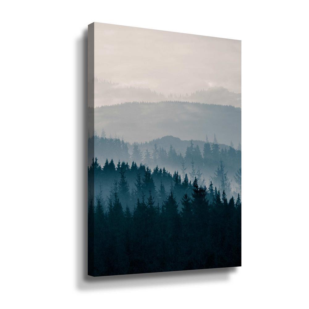 Blue Mountains II' by PhotoINC Studio Canvas Wall Art