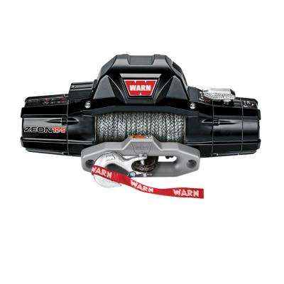 Zeon 12-S 12,000 lb. Winch with Synthetic Rope
