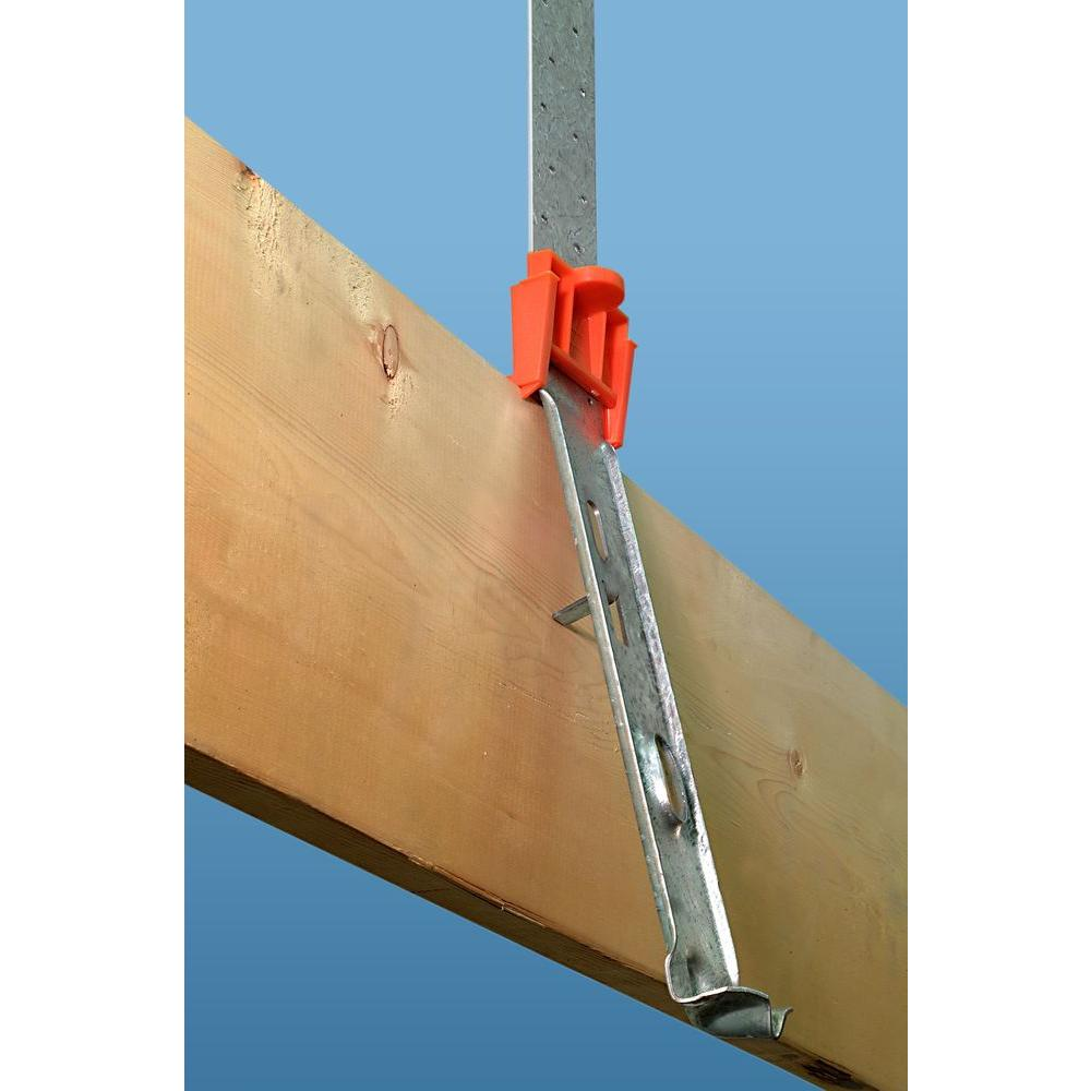 Simpson Strong Tie STHD10 12‑Gauge 24‑5//8 in Strap Tie Holdown  *FREE DELIVERY