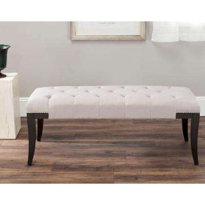 Gibbons Taupe Bench