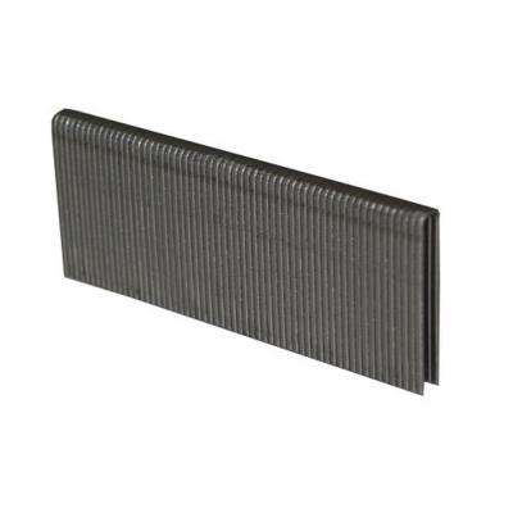 1 in. L 1/4 in. Narrow Crown 18-Gauge 304 Stainless Steel Staples (2,500-Piece)