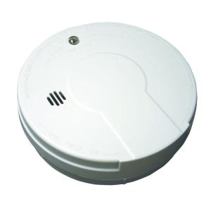 Kidde Battery Operated Photoelectric Smoke Alarm 461851 The Home Depot
