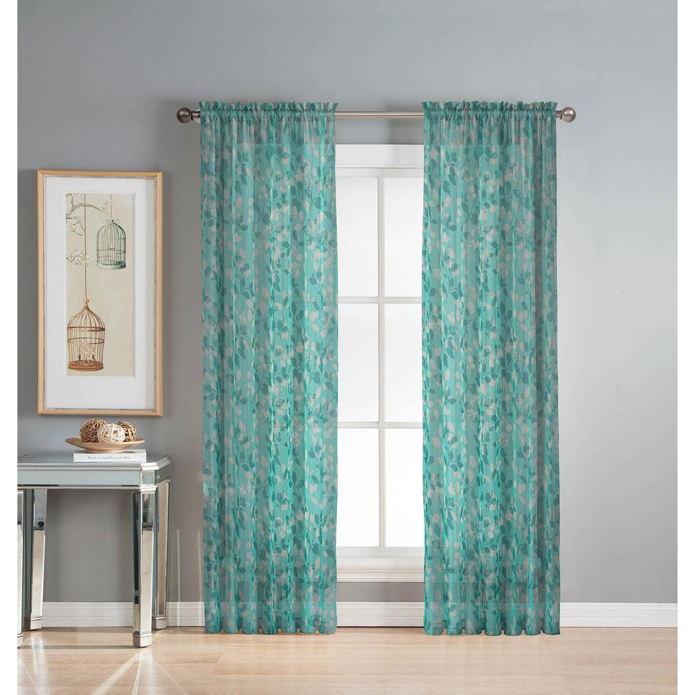 awesome quinn pink and sheer teal curtain white curtains l furniture
