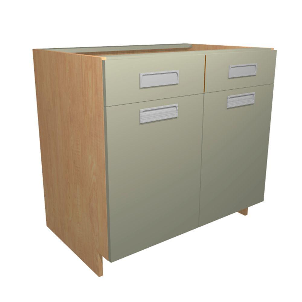 Home Decorators Sink Base Cabinet U Shape Pullouts Soft Close Doors
