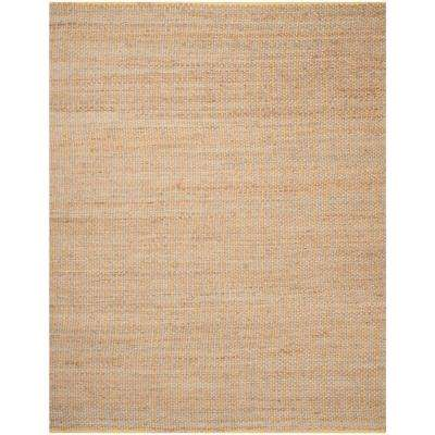 Cape Cod Yellow 8 ft. x 10 ft. Area Rug