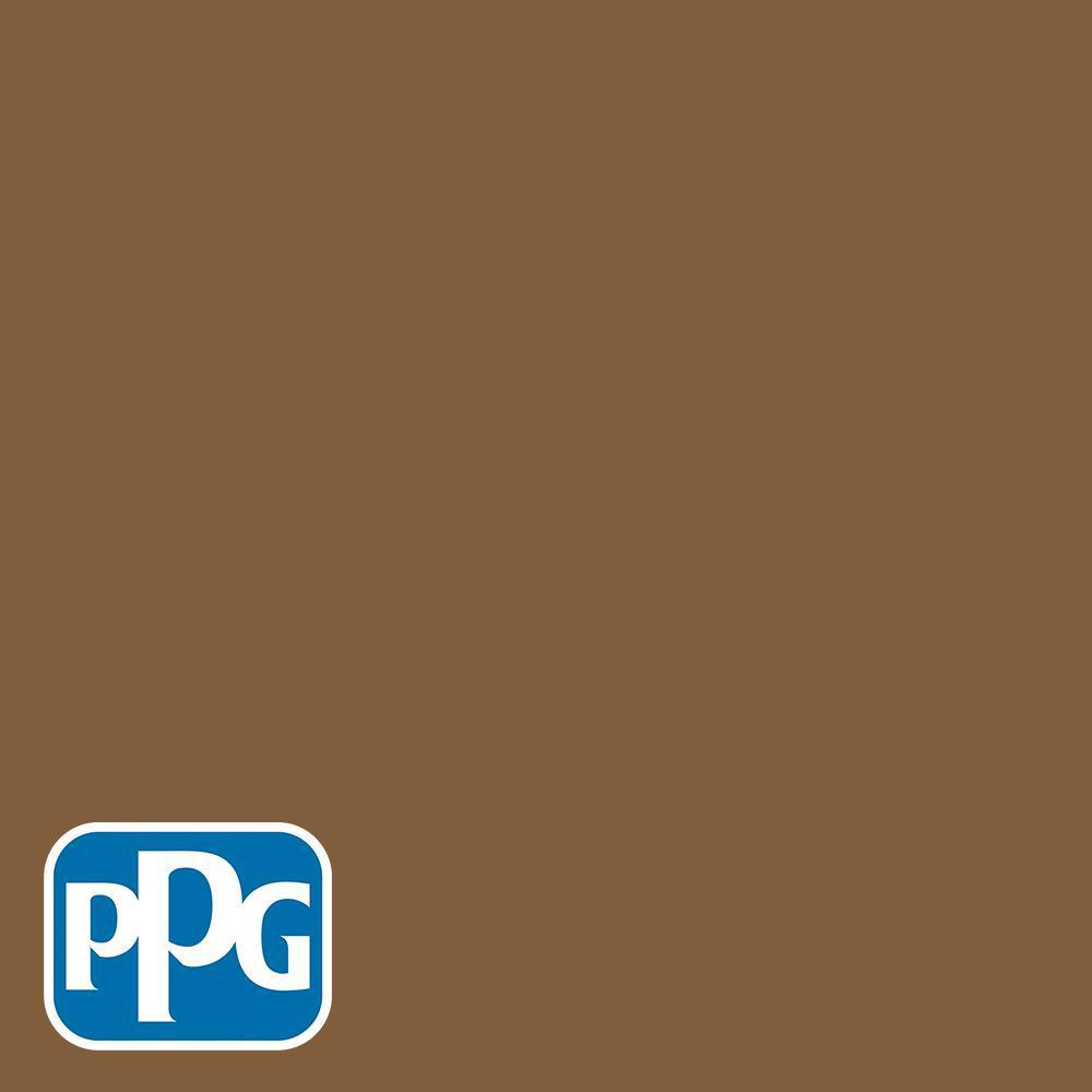 Hdpo65 Ultra Hide Zero Warm E Brown Satin Interior Paint
