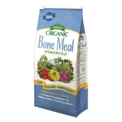 4 lbs. Organic Bone Meal Fertilizer
