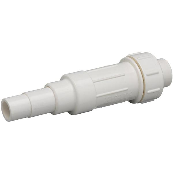 2-1/2 in. PVC Slide Repair Coupling