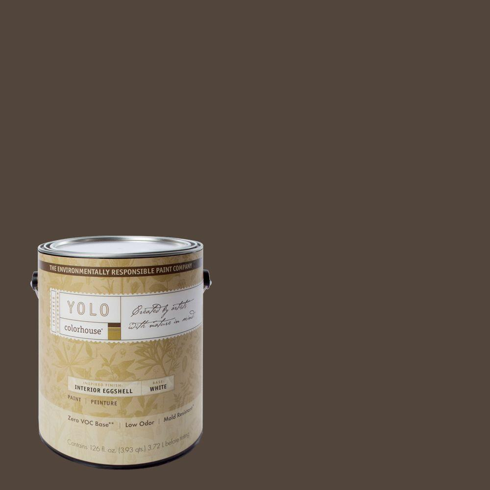 YOLO Colorhouse 1-gal. Nourish .05 Eggshell Interior Paint-DISCONTINUED