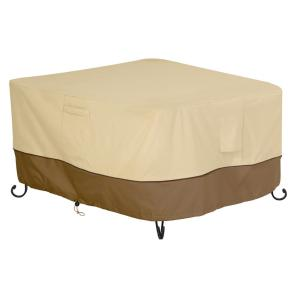 Veranda Square Fire Pit Table Cover