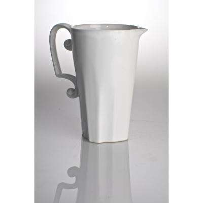 Charlot Scroll Handle Pitcher