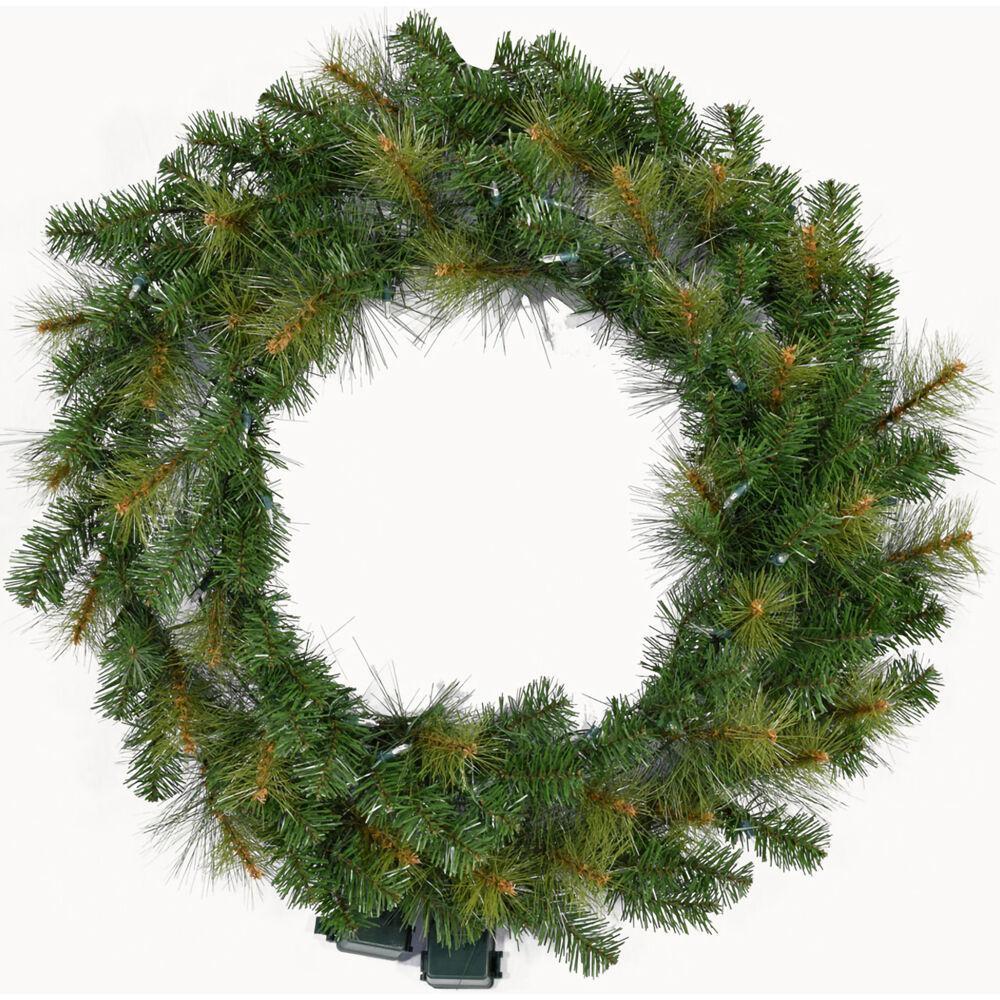 5 ft. Unlit Wreath Arrangement