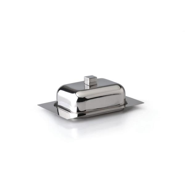 BergHOFF Cubo 18/10 Stainless Steel Butter Dish 1106274