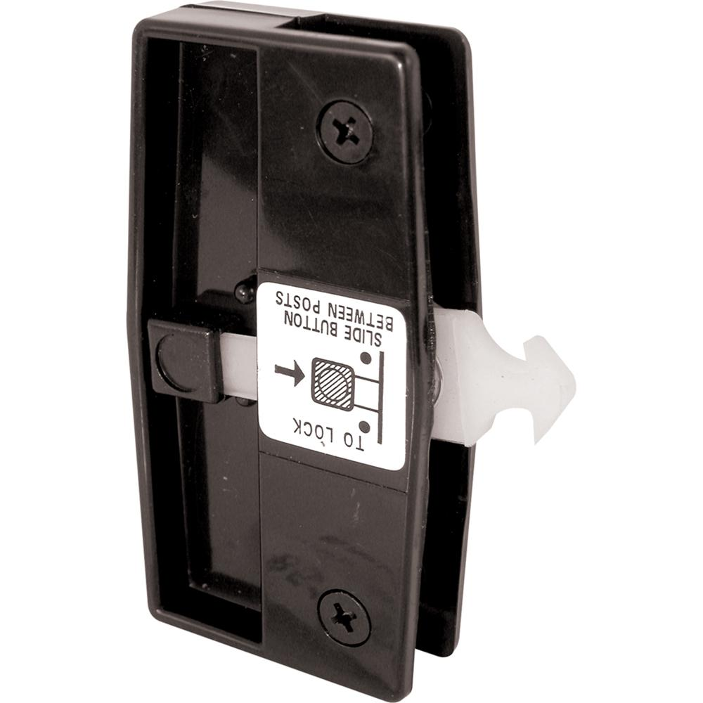 Prime Line Sliding Screen Door Latch And Pull With Extra