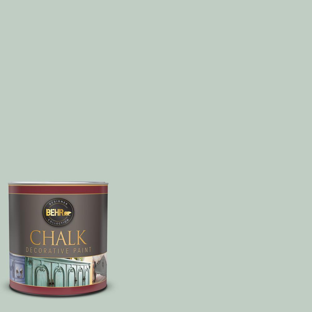 BEHR 1 qt. #BCP26 Ice Water Interior Chalk Decorative Paint