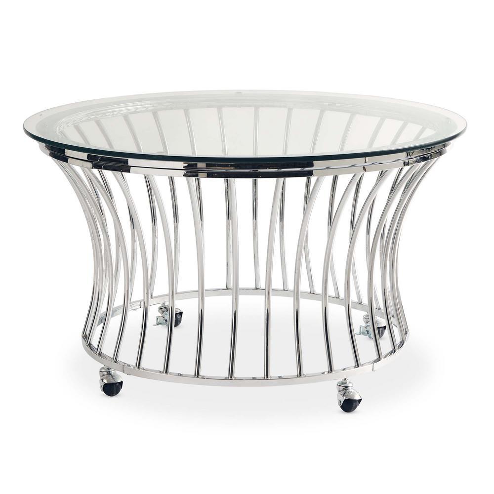 Astoria Metal Coffee Table