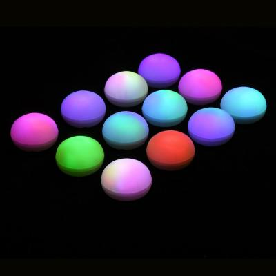 1.25 in. x .875 in. x 1.25 in. Color Changing Floating Blimp Lights (12- count)