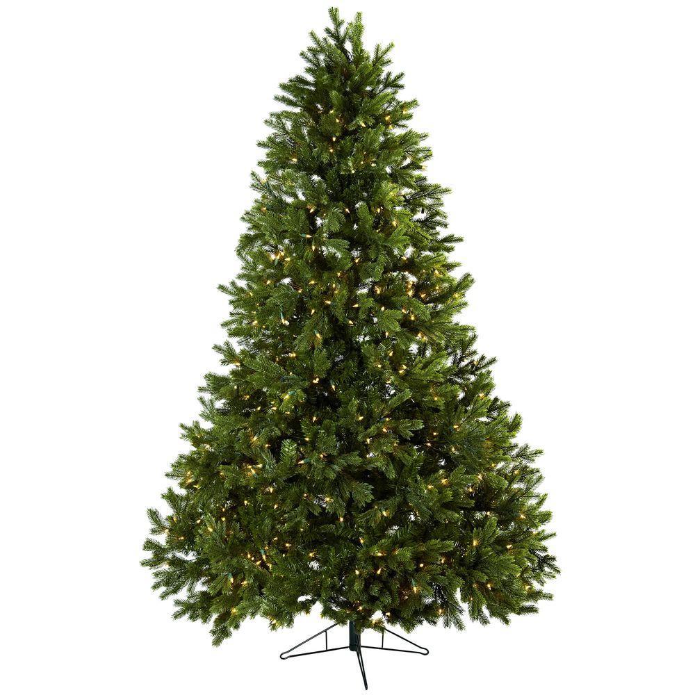 Nearly Natural 7.5 ft. Royal Grand Artifiicial Christmas ...