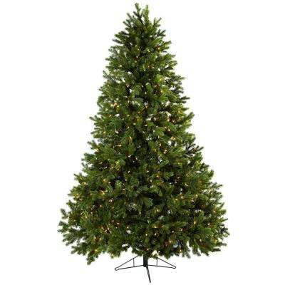 7.5 ft. Royal Grand Artifiicial Christmas Tree with Clear Lights