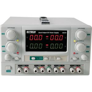 Extech Instruments Quad Output DC Power Supply by Extech Instruments