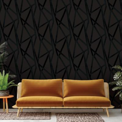 Intersections Vinyl Peelable Wallpaper (Covers 56 sq. ft.)