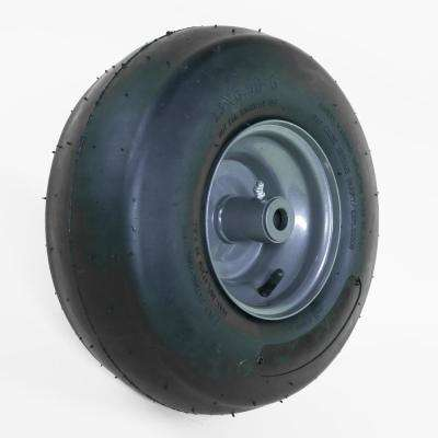 13 in. x 5 in. Flat Free RZT Wheel Assembly