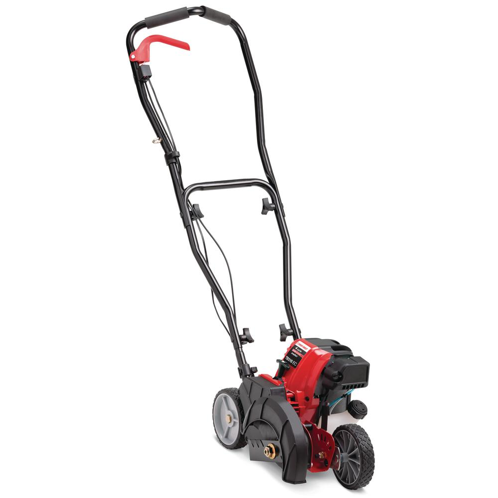 Troy-Bilt 9 in. 29cc 4-Cycle Gas Walk-Behind Edger with Jumpstart Capabilities