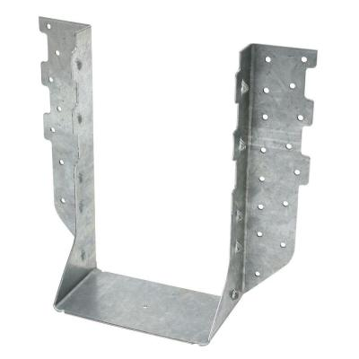 HHUS Galvanized Face-Mount Joist Hanger for 5-1/4 in. x 9-1/2 in. Engineered Wood