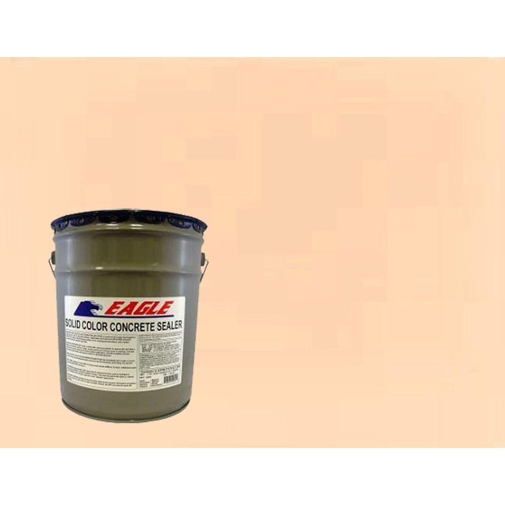 5 gal. Whitewashed Solid Color Solvent Based Concrete Sealer