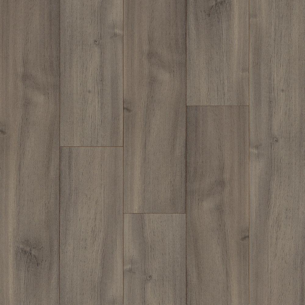 Laminate Flooring For Kitchen Home Depot: Home Decorators Collection Hand-Scraped Medium Hickory 12