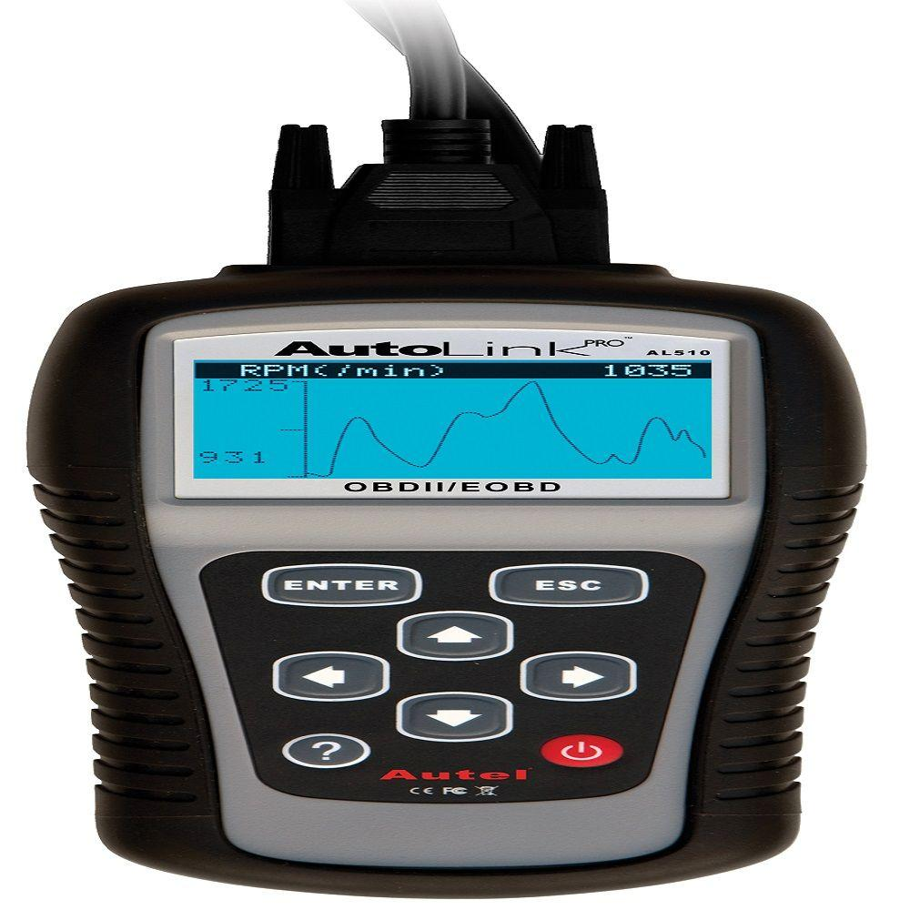 AutoLink Pro OBDII Scan Tool