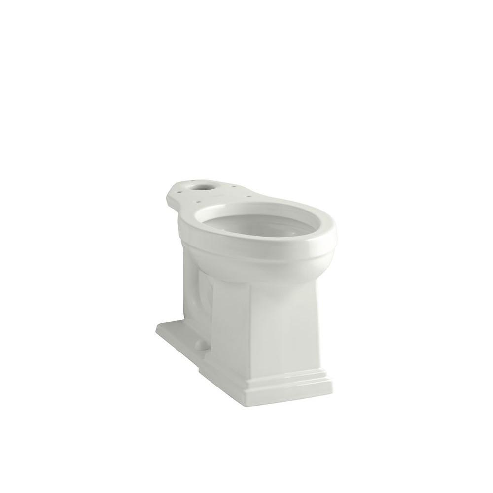 Enjoyable Kohler Tresham Comfort Height Elongated Toilet Bowl Only In Dune Beatyapartments Chair Design Images Beatyapartmentscom