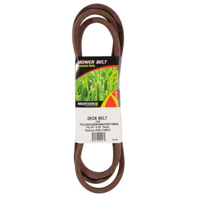 Primary Deck Belt for 46 in. and 50 in. Craftsman, Husqvarna, Poulan Mowers Replaces OEM #139573 and 532139573