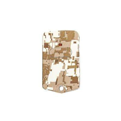 Digital Desert Camouflage Single Button Access Remote for Automatic Gate Openers