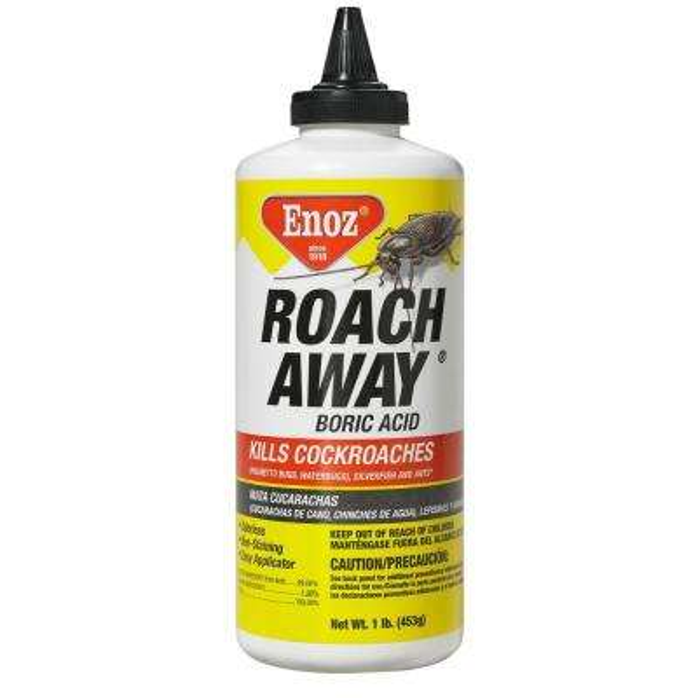 16 oz. Roach Away Powder Boric Acid