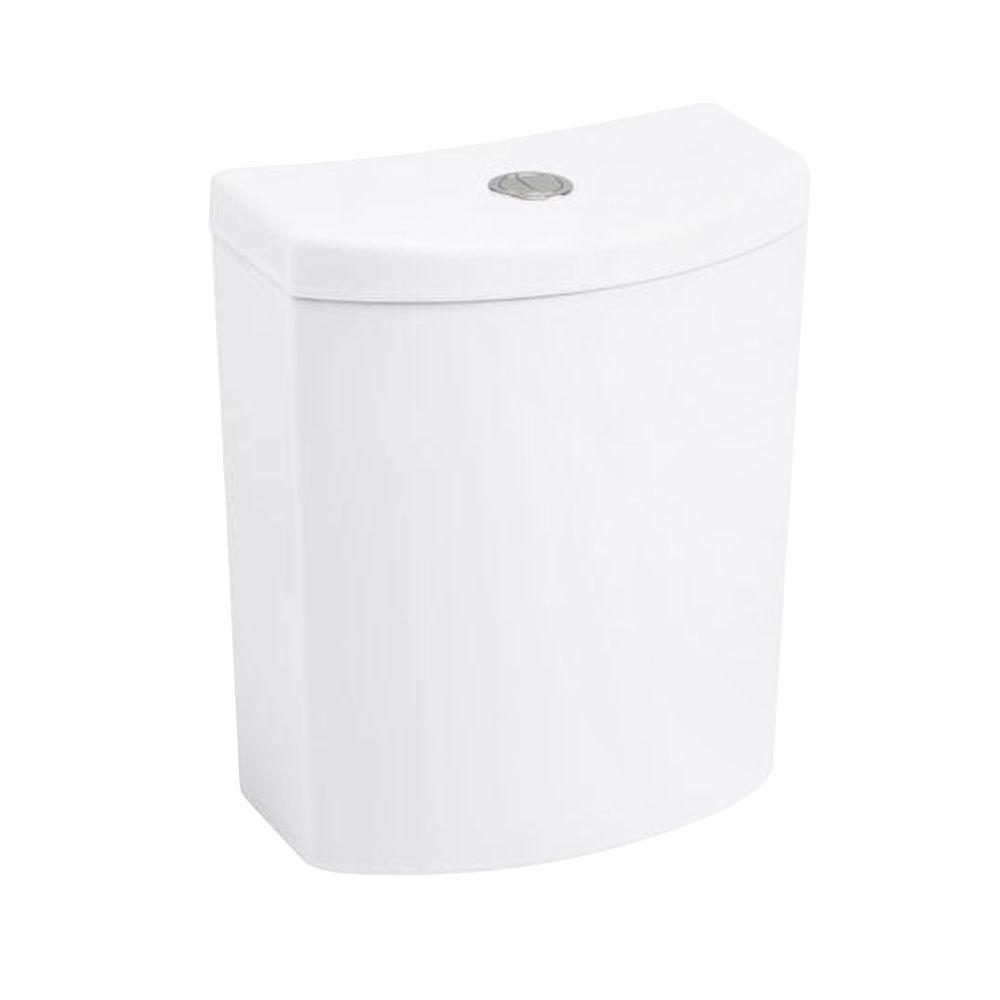 Persuade Curve 0.8 or 1.6 GPF Dual Flush Toilet Tank Only