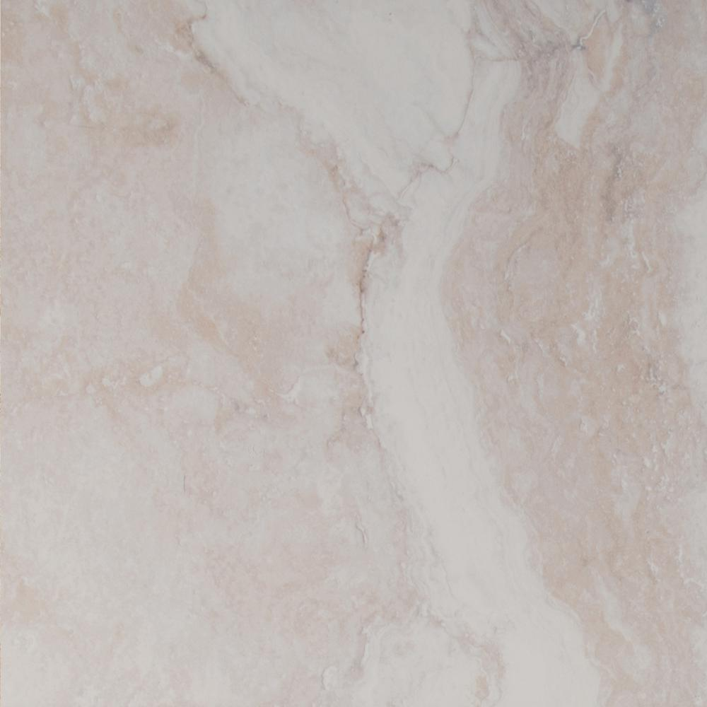 Msi Forte Ivory 18 In X 18 In Glazed Ceramic Floor And Wall Tile