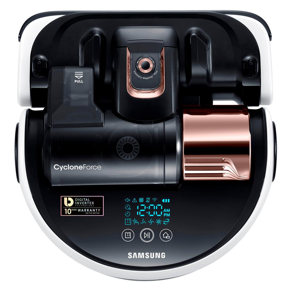 Samsung POWERbot R9250 Robotic Vacuum Cleaner with Wifi, ...