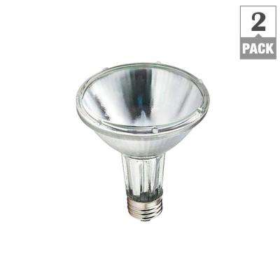 75-Watt Equivalent Halogen PAR30L Dimmable Flood Light Bulb (2-Pack)