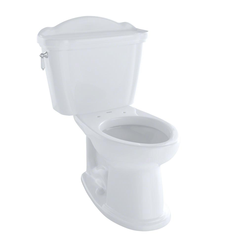 toto whitney 2 piece 1 6 gpf single flush elongated toilet in cotton white cst754sfn 01 the. Black Bedroom Furniture Sets. Home Design Ideas