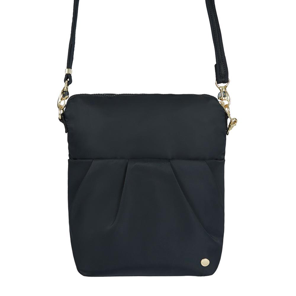 Citysafe CX Convertible Crossbody Black Tote Bag