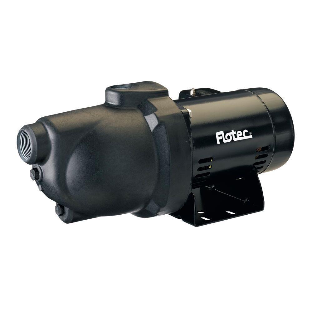 Flotec 1 HP Thermoplastic Shallow Well Jet Pump