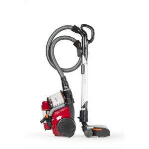 electrolux silent performer. ultraflex canister bagless vacuum cleaner in watermelon red electrolux silent performer