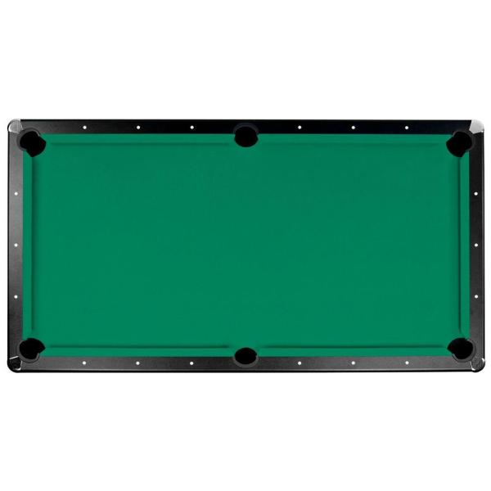 Championship Invitational 7-Feet Steel Grey Pool Table Felt