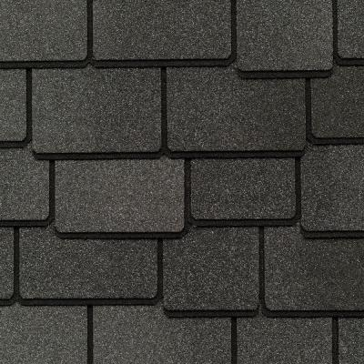 Woodland Castlewood Gray Designer Laminated Architectural Shingles (25 sq. ft. per Bundle) (14-pieces)